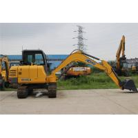 Wholesale Rated Power 60kw Mini Wheel Excavator Crawler excavator For Small Industries Reliable from china suppliers