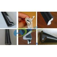 Wholesale Custom Made Plastic Parts- PU Foam Weather Wooden Door Seal Strip from china suppliers