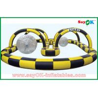 Wholesale Big Inflatable Sports Games Soccer Football Goal Gate Filed For Advertising from china suppliers