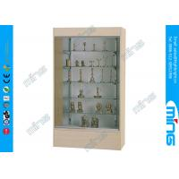 Wholesale Adjustable Simple Commercial Glass Display Cabinets Wall Unit for Shopping Mall from china suppliers