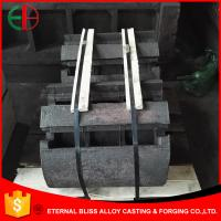 Wholesale HT100 HT250 High Quality Custom-made Gray Iron Casting Parts EB16059 from china suppliers
