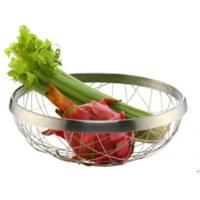 Wholesale Round Shape Hanging Fruit Basket from china suppliers