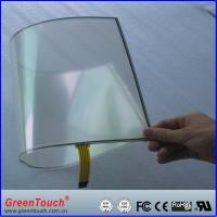Quality ITO Glass And ITO Film 4 Wire Resistive Touch Screen Film To Film 0.5mm Thickness for sale