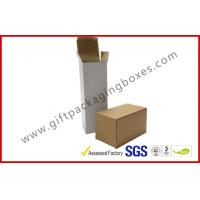 Wholesale E Flute Custom Cup Corrugated Paper Box from china suppliers