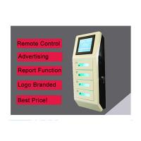 Wholesale Cell Phone Wall Mounted Charging Station With Digital Lockers , Free Charge from china suppliers