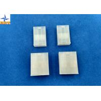 Wholesale Single Row 4.2mm Pitch Power Connector Plug Housing with Panel Mounting Ears from china suppliers