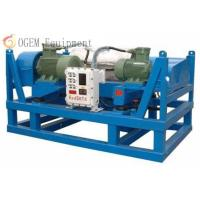 Buy cheap Decanter Centrifuge Drilling Fluid Solids Control Service from wholesalers
