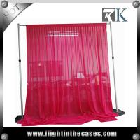wholesale pipe and drape kits,used pipe and drape for sale mandap decoration