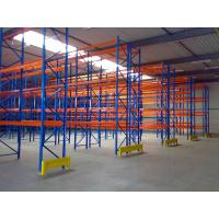 Buy cheap Fully Adjustable Height Rigid-structure Durable Selective Industrial Pallet Racking from wholesalers