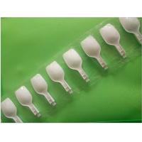 Wholesale Folding Spoons Disposable Plastic Cutlery White With Eco Friendly from china suppliers