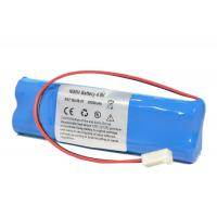 Wholesale Replacement Abbott Laboratories Replacement Rechargeable Batteries 4.8V 2000mAh NiMh  from china suppliers