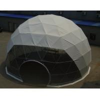 Wholesale Fire Ratardant Modular Sphere Geodesic Party Dome Tent 200 Kg/Sqm from china suppliers
