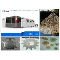 Wholesale 6000W 8000W Fiber Laser Cutting Machine / Stainless Steel Sheet Cutting Machine from china suppliers