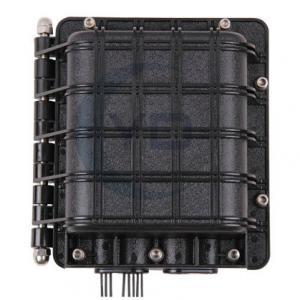 Wholesale 12 Core Inline Horizontal FiberOpticSpliceBox For FTTH / Fiber Splice Closures from china suppliers