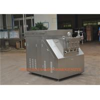 Wholesale Milk Processing Types Industrial Homogenizer , New Condition dairy homogenizer from china suppliers