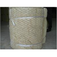rock wool slab/ mineral wool roll insulation materials from China