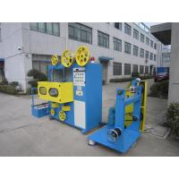 High Speed Multi Layer Coil Wrapping Machine For Force Cable / Control Cable / Optical Cable
