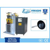 Wholesale OPEN STIRFRY / SAUTE PAN Capacitor Discharge Welding Machine , CASSEROLE Welders from china suppliers