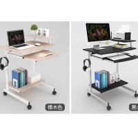Wholesale Double deck single person computer table simple modern for small apartment from china suppliers