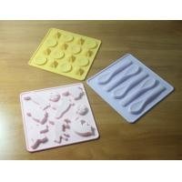 Wholesale Reusable Kitchen Utensils Silicone Silicone Ice Cube Trays Shapes from china suppliers