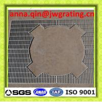 Wholesale irregular grating/shaped steel gratings from china suppliers