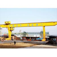 Wholesale Truss Type Single Beam Gantry Crane , 2 Ton Fixed Gantry Crane For Loading / Unloading from china suppliers