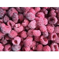 Whole / Crumble Type IQF Frozen Fruit / Raspberry FDA / ISO Certified