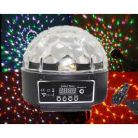 Wholesale 20W DMX Led Crystal Magic Ball Light Rgb Effect Disco Stage Light AC 110V - 250V from china suppliers
