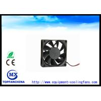 Wholesale High speed 0.21 inch Dc Brushless Fan 12v CE ROHS 70mm X 70mm X 15mm from china suppliers
