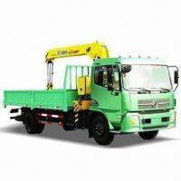 Wholesale Truck Mounted Crane with Maximum Lifting Capacity of 5,000kg and 18kW Recommended Power from china suppliers