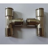 Wholesale Pneumatic Metal Push-in Fitting from china suppliers