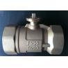Buy cheap Motorised 3 Way Ball Valve DN20 Medium Pressure For HVAC / Heating System from wholesalers
