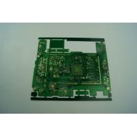 Wholesale 26 Layer 0.5 - 6oz Controlled Impedance PCB Printed Circuit Board with Green Solder Mask from china suppliers