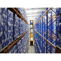 Wholesale Adjustable heavy duty pallet storage racking system for industrial storage from china suppliers