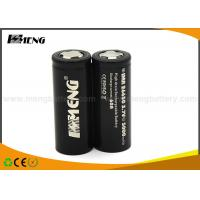 Wholesale 100g 26650 E Cig Battery 60A High Drain With Good Consistency from china suppliers
