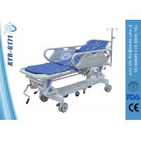 Wholesale Hospital Manual Patient Transport Stretcher Trolley For Emergency Operation from china suppliers