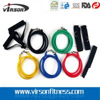 Wholesale Virson Resistance Bands Set, Exercise Resistance Tubes Kit from china suppliers