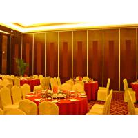 Wholesale Soundproofing Floor to Ceiling Folding Acoustic Rolling Room Dividers 500 mm Width from china suppliers