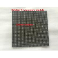Wholesale P4 Aluminum Module Outdoor Led Screens , LED Billboard Display Screens from china suppliers