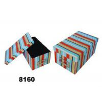 Wholesale Canvas Rectangle Fabric Covered Boxes Environmentally Friendly Packaging from china suppliers