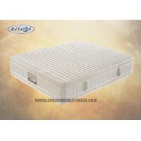 Wholesale Anti - Bacterial Luxury Tufted Bonnell Spring 5ft Memory Foam Mattress Double Side With Latex from china suppliers
