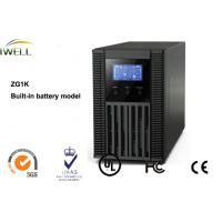 Wholesale 1Kva 220V 70Hz High Frequency UPS / Home Online UPS System FCC from china suppliers