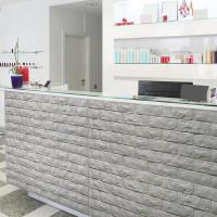Wholesale 3D wall panel PE foam wallpaper Home Decoration with durable sticker from china suppliers