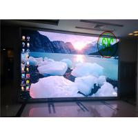 Wholesale 160 * 80 mm Rental Led Display Super Thin Indoor Full Color P2.5 from china suppliers