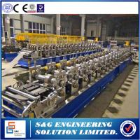 Wholesale Computer Control Door Frame Roll Forming Machines 45# Steel Processing Shaft Material from china suppliers
