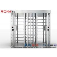 Wholesale Double Passage Controlled Access Turnstile Rapid Identification For Stadium With CE Approved from china suppliers