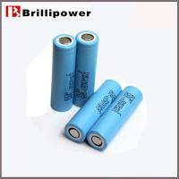 Wholesale INR18650 Battery Best Quality 3.7v Rechargeable C18650 Li ion Battery from china suppliers