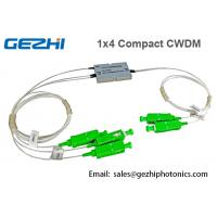 Wholesale 1x4 CH Optical CCWDM Mux / Demux Module in Passive Optical Network from china suppliers