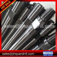 Buy cheap Friction Welding DTH Drill Pipe - DTH Drill Rod from wholesalers