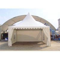 Wholesale SGS Customized Size Clear Span Structure White Pagoda Party Tent from china suppliers